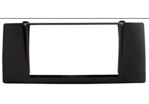 Monteringsplate E39 2 DIN