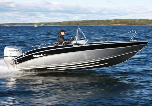 Silver Shark CC-580