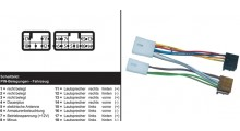 AIV ISO-adapter  Toyota   Daihatsu Lexus 554384837