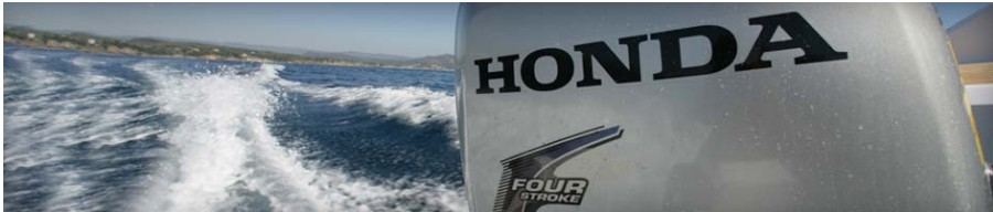 Honda bilde fourstroke