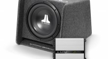 Jl Audio CP112 basspakke