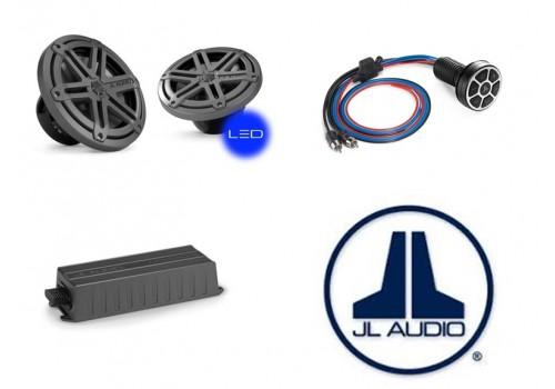 JL Audio marinepakke med LED