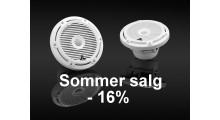 Sommer salg JL Audio M3-650X-C-Gw-BLK
