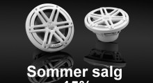 Sommer salg JL Audio M3-770X-S-Gw-BLK